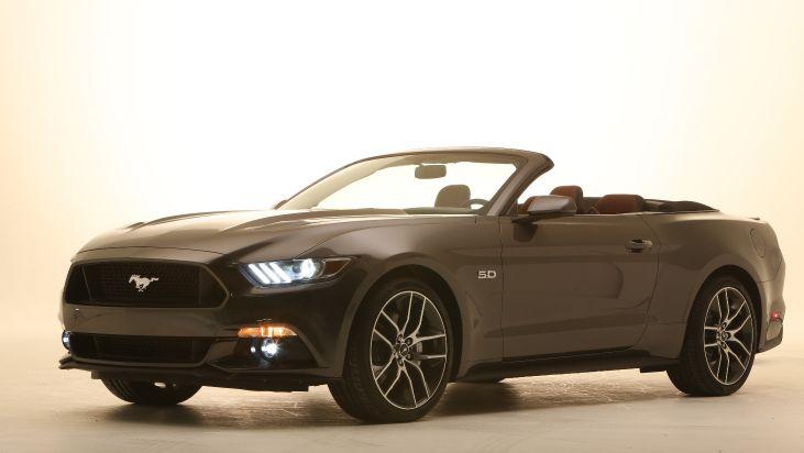 Der neue Ford Mustang: Aufregendes Design, modernste Technik und beeindruckende Fahrleistungen
