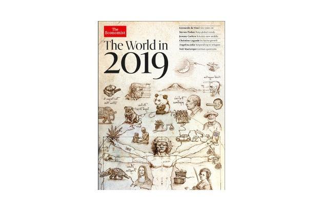 ▷ Pressemeldung The Economist: The World in 2019 - Die Welt im