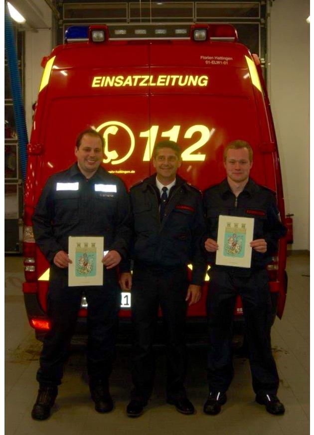 Bild: Feuerwehr Hattingen