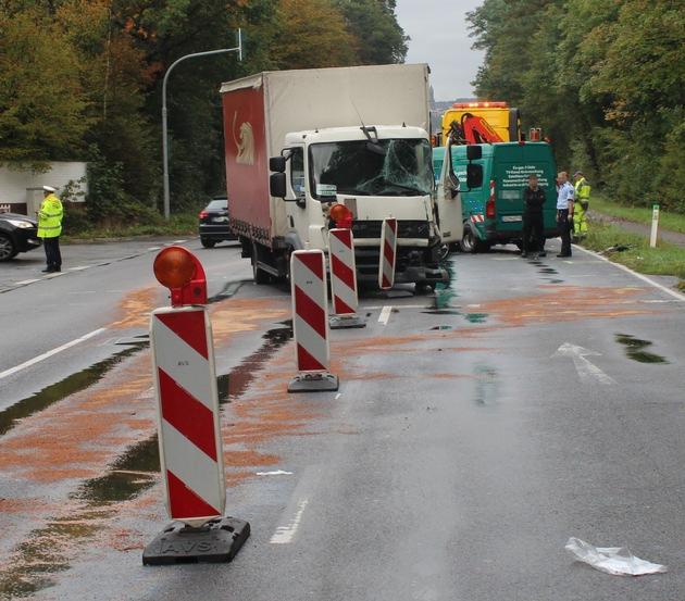 Bergisch Gladbach Unfall
