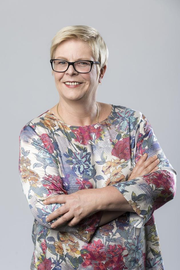 Susanne Wiedemeyer, Vorsitzende des AOK-Verwaltungsrates für die Arbeitnehmerseite. Foto: AOK Sachsen-Anhalt