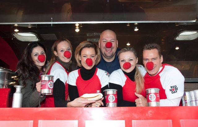 RED NOSE DAY 2010: Vier Tage, vier Sender, viele Promis (mit Bild)