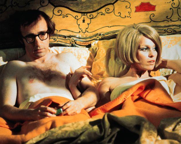 """Woody Allen im TELE 5-Interview: """"Oh mein Gott, ich bin sterblich!"""" (mit Bild)"""