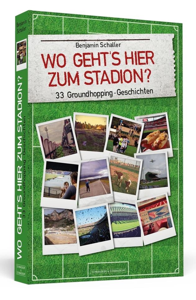 WO GEHT?S HIER ZUM STADION - Cover - 3D