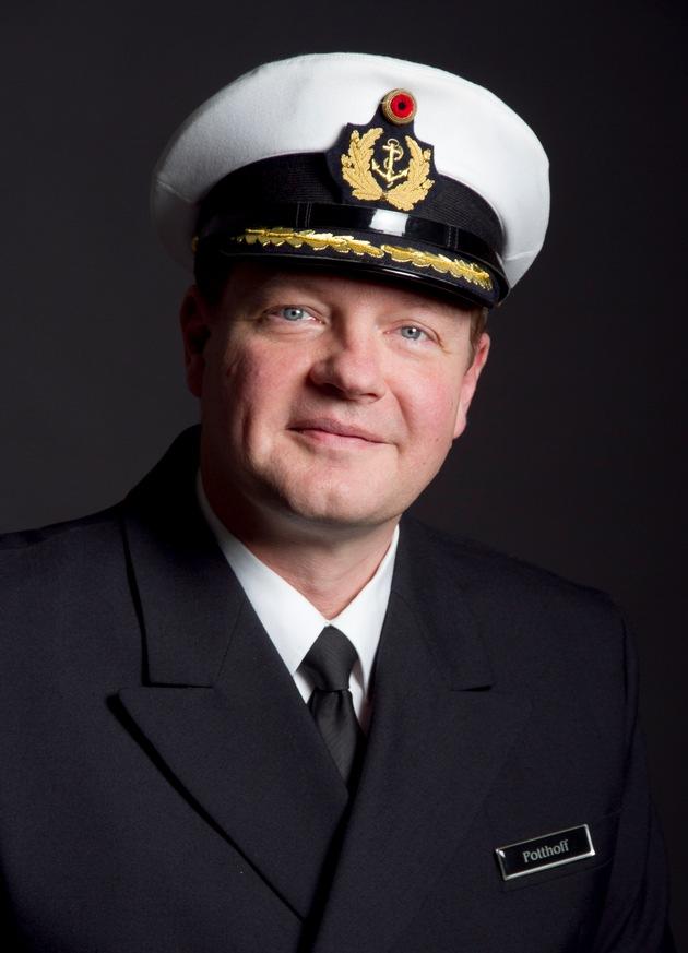 Kapitän zur See Potthoff