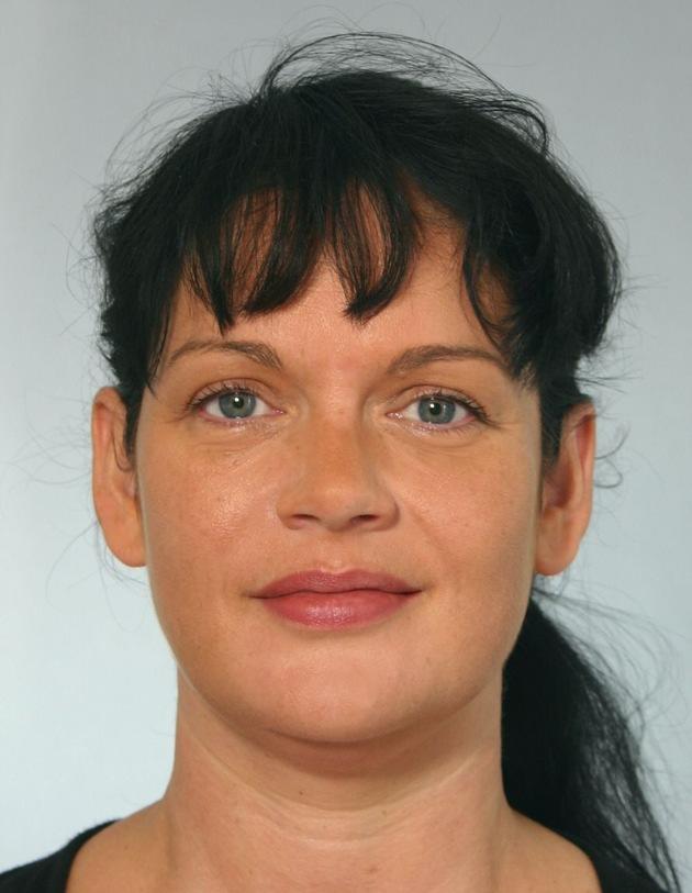 Sarah Rauch - Autorenfoto Privat