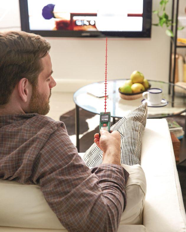 ▷ leichtes spiel mit laser entfernungsmesser plr die