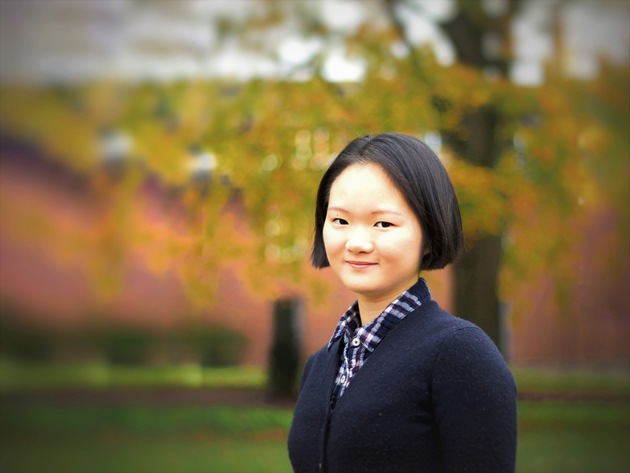 Shuqing Zhao is studying psychology at Jacobs University.