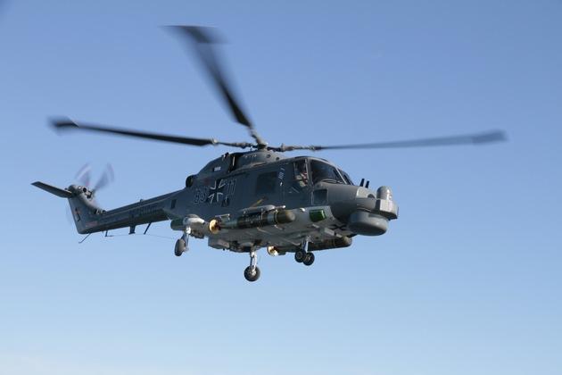 Bordhubschrauber Sea Lynx MK 88A