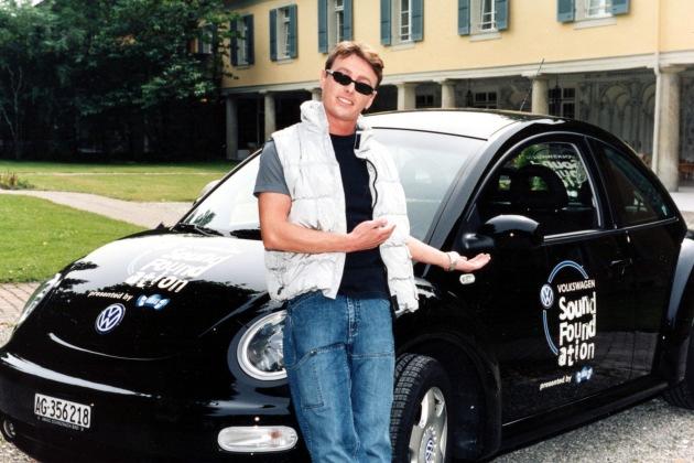 Florian Ast, Sina oder Kisha - alle setzen auf die Volkswagen Sound Foundation