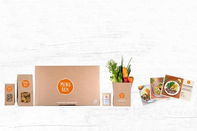 Lidl Schweiz lanciert Kochboxen zum online Bestellen