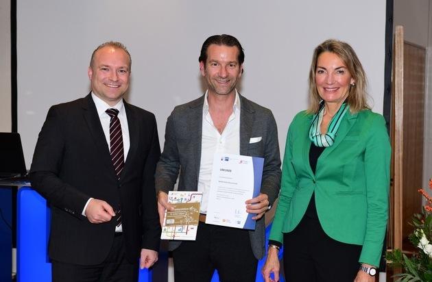 NAVAX von der Industrie- und Handelskammer Köln als vorbildliches Ausbildungsunternehmen ausgezeichnet