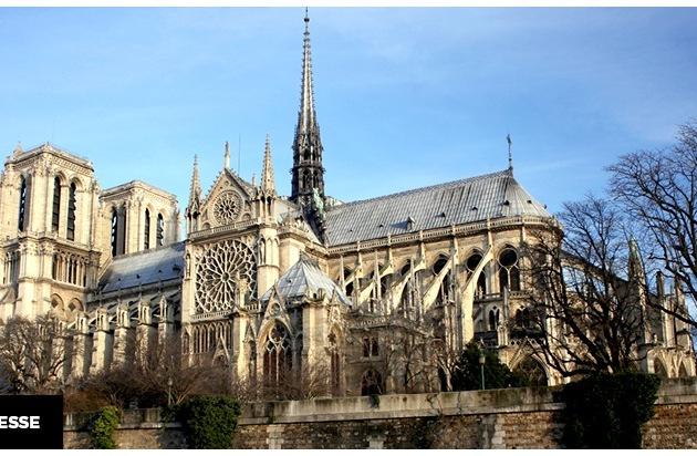 Nach Brand von Notre-Dame: ARTE stellt sein Programm um