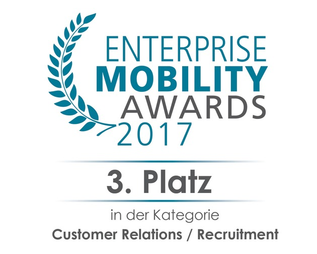 Siegel ENTERPRISE MOBILITY Awards 2017