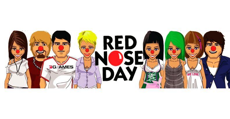 RED NOSE DAY 2010: Auch das Internet sieht rot! (mit Bild)