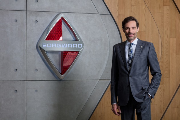 "New CEO of Borgward Group AG: Dr. Philip Koehn / Please quote the source: ""obs/BORGWARD Group AG"""