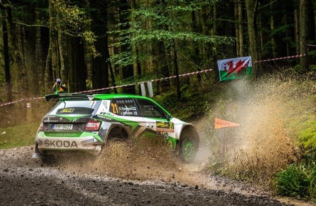 SKODA mit erfolgreichster Rallye-Motorsportsaison aller Zeiten