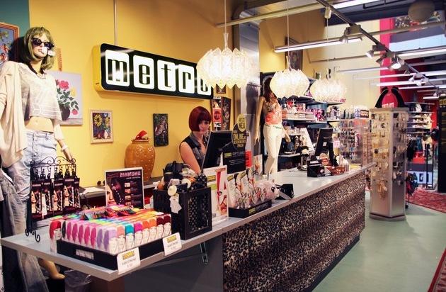 ▷ Neueröffnung Multibrand Shop METRO BOUTIQUE an der