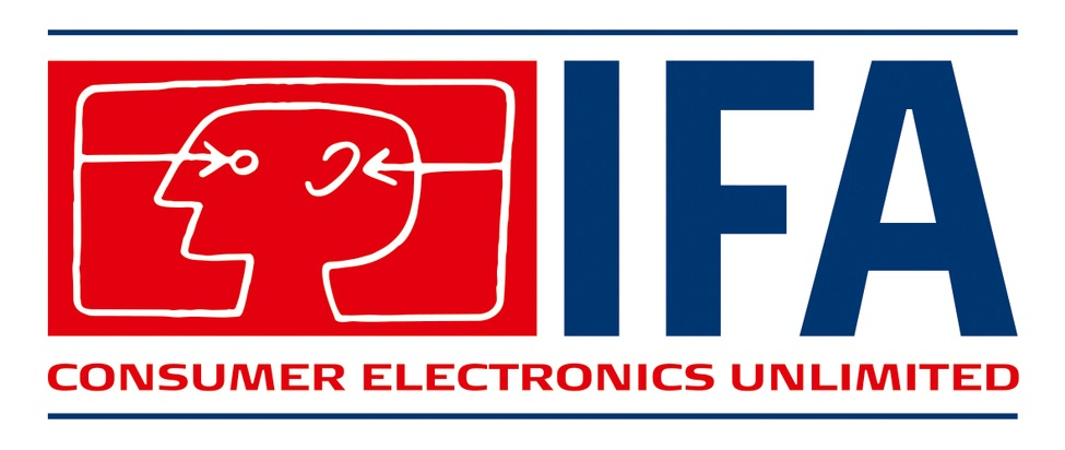 """IFA Logo. Please quote the source: """"obs/TVT.media GmbH"""""""