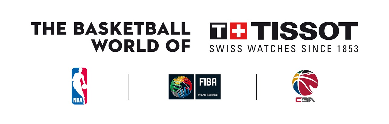 "In 2008, Tissot became the Official Timekeeper of the International Basketball Federation (FIBA). More recently, on October 5, 2015, it signed the biggest contract of its history and became the first Official Timekeeper of the National Basketball Association (NBA). Today, to add to this impressive list, Tissot renews its partnership with the Chinese Basketball Association (CBA), which positions the Swiss watch brand as the Top Player in the world of Basketball Timekeeping. Testo complementare con ots e su www.presseportal.ch/fr/nr/100020490?langid=4 /  L' utilizzo di quest'immagine è gratuito per scopi redazionali. Pubblicazione sotto indicazione di fonte: ""obs/TISSOT S.A."""