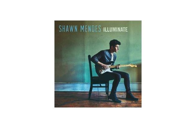 """Shawn Mendes Illuminate Cover. Weiterer Text über ots und www.presseportal.de/nr/58621 / Die Verwendung dieses Bildes ist für redaktionelle Zwecke honorarfrei. Veröffentlichung bitte unter Quellenangabe: """"obs/Universal International Division/universal Music"""""""