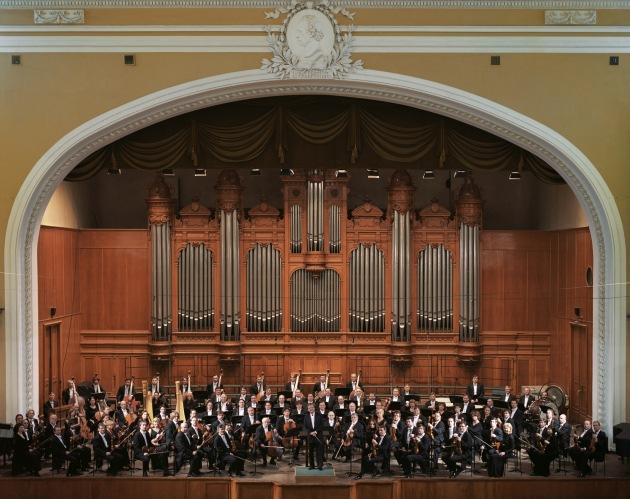 Inizio della stagione 2012/2013 dei Migros-Percento-culturale-Classics / La famosa Orchestra Sinfonica Čajkovskij di Mosca in Svizzera