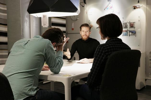 IKEA Paartherapie