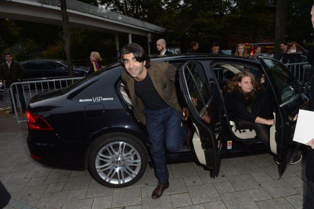 Stars kommen im SKODA zum Filmfest Hamburg