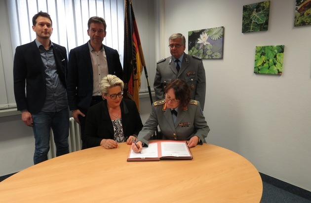 Enge Kooperation zwischen St. Nikolaus-Stiftshospital Andernach und dem BundeswehrZentralkrankenhaus Koblenz