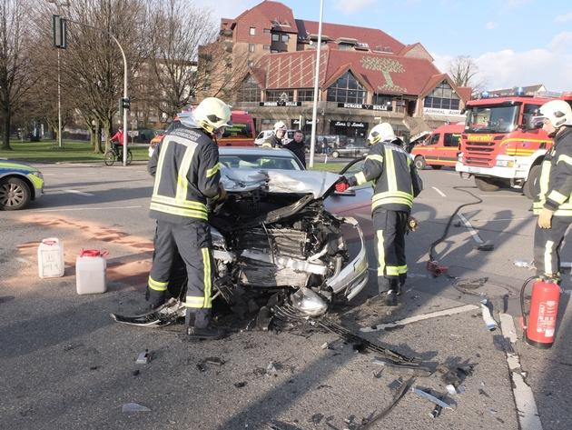 Bild Feuerwehr Gelsenkirchen