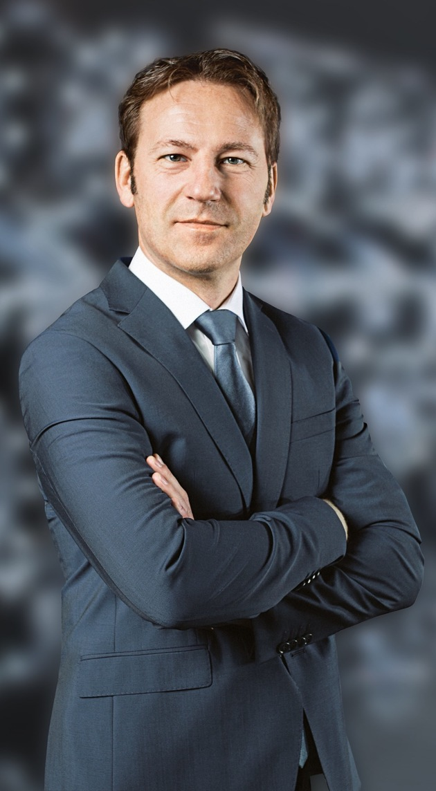 Arne Jörn wird Chief Operating Officer.