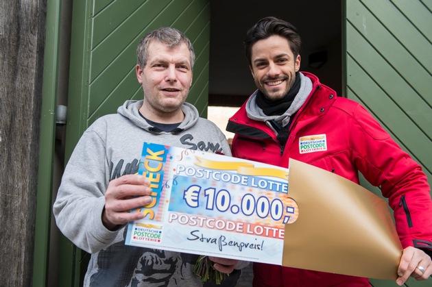 Richtig viel Kies an der Knatter: 10.000 Euro gehen nach Kyritz