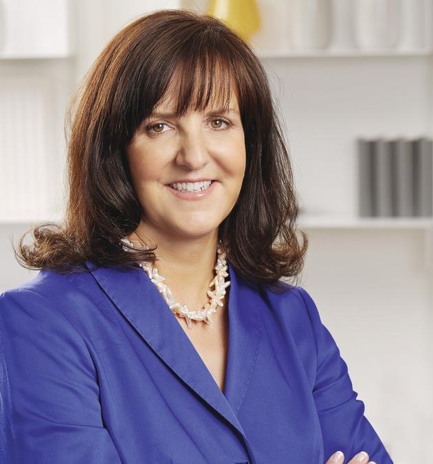 Heidi Weber-Mühleck, geschäftsführende Gesellschafterin, ist mit der Jahresbilanz von WeberHaus äußerst zufrieden.