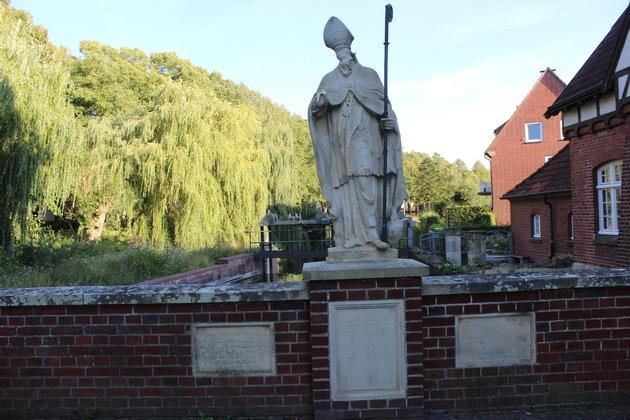 Ludgerus Statue