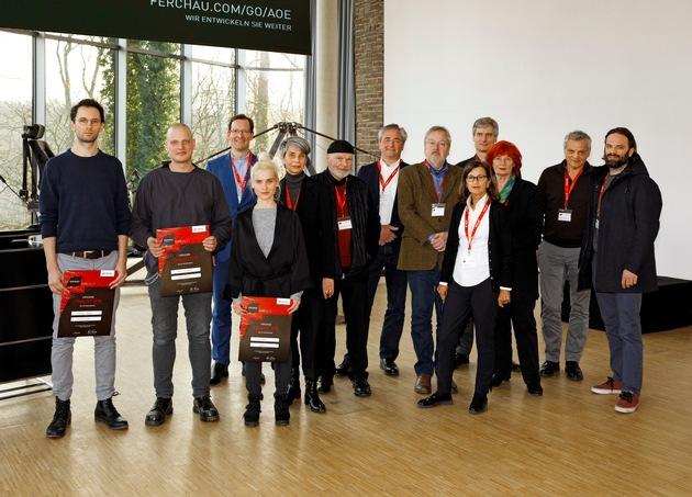 """Die drei Finalisten des 5. FERCHAU-Kunstpreises """"ART OF ENGINEERING"""" stehen fest"""