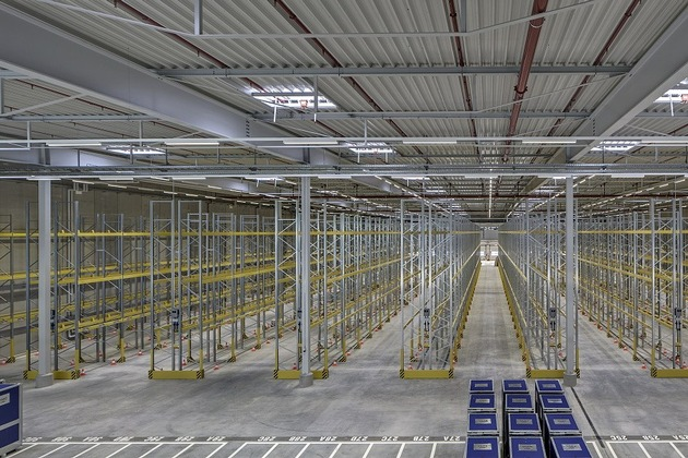 Lidl Svizzera apre il secondo centro di distribuzione merci - Un posto di lavoro per dopodomani