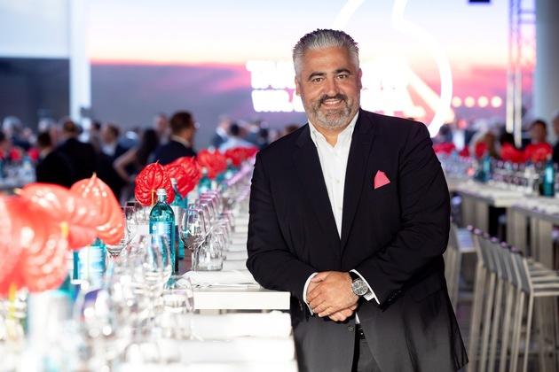 Oliver Wendel, Geschäftsführer der LPS Event Catering, hat viel vor.
