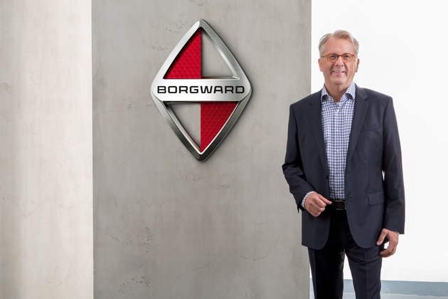 "Ulrich Walker, Chairman and CEO / Please quote the source: ""obs/BORGWARD Group AG"""
