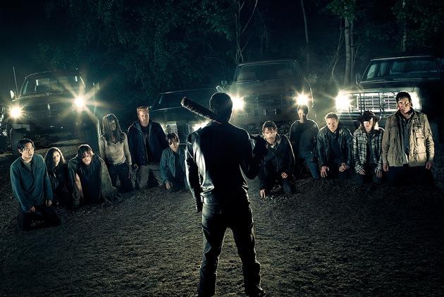 """""""The Walking Dead"""", Staffel 7 (Deutschlandpremiere) montags um 21:00 Uhr auf FOX. Weiterer Text über ots und www.presseportal.de/nr/107769 / Die Verwendung dieses Bildes ist für redaktionelle Zwecke honorarfrei. Veröffentlichung bitte unter Quellenangabe: """"obs/Fox Networks Group Germany/2016 AMC FILM HOLDINGS"""""""