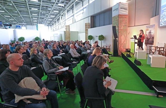 GRÜNBAU BERLIN: Know-how für eine grüne Stadt