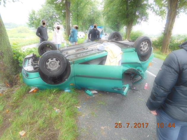 Unfall Schwarmstedt