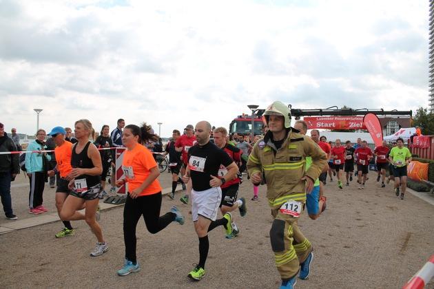 Der Start des 10-km-Laufs