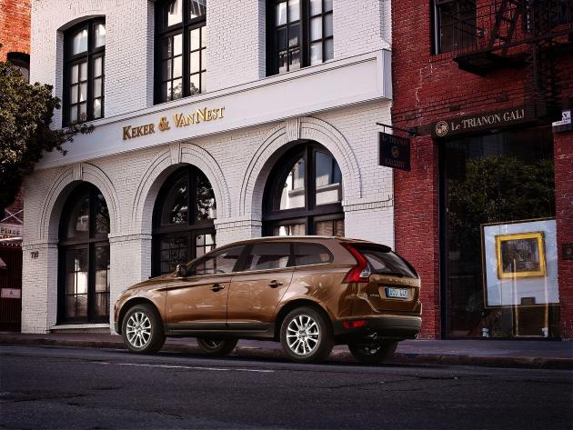 Erste Bilder vom neuen Volvo XC60 - dem sichersten und faszinierendsten Volvo