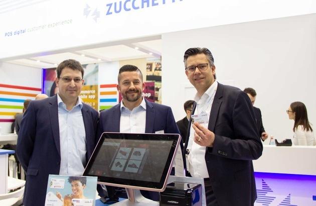 Sodexo, epay und Zucchetti präsentieren neue digitale Lösung für den Sodexo Restaurant Pass auf der EuroShop