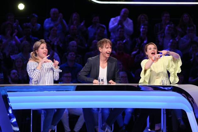"""Neue Comedy-Show in SAT.1: """"Das gibt's doch gar nicht"""" mit Kaya Yanar, Caroline Frier und Jochen Schropp - ab 20. Oktober 2017"""