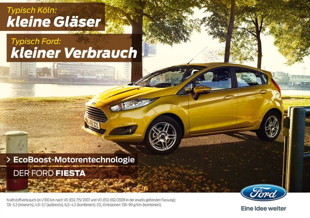 "Ford erneuter Sieger in zwei Kategorien beim ""Automotive Brand Contest 2014"""