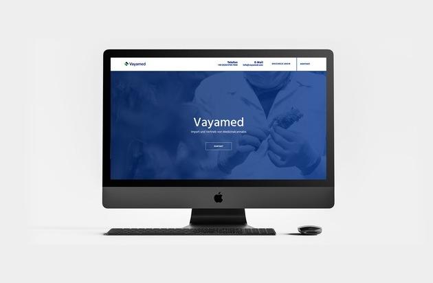 Aus Sanatio Pharma wird Vayamed GmbH / Pharmazeutisches Unternehmen für Medizinalcannabis mit neuem Namen