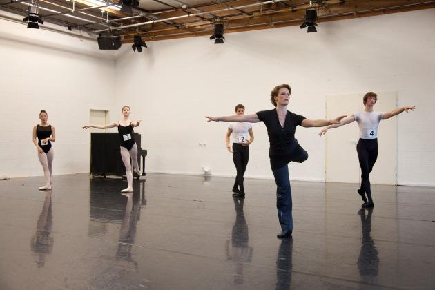 Percento culturale Migros: concorso di danza 2012 / Eccellenti giovani artisti di talento 2012