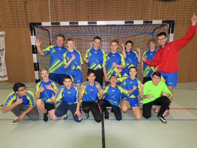 Gruppenfoto der Mannschaft der Jugendfeuerwehr Heiligenhaus (Foto: Feuerwehr Heiligenhaus)