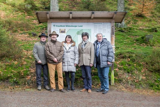 Bestattungswald Wildenburger Land wird FriedWald
